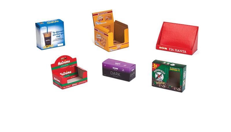 Συσκευασίες τροφίμων - Προωθητική συσκευασία